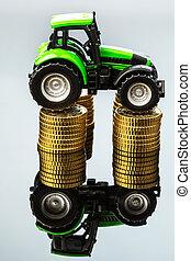 powstanie kosztuje, rolnictwo