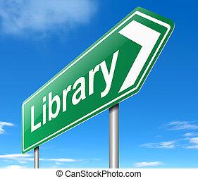 poznaczcie., biblioteka