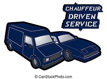 pp de drive, servicio