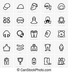 ppe, ikony