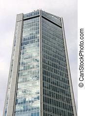 prága, modern építészet