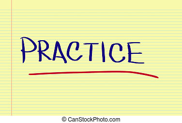 prática, conceito