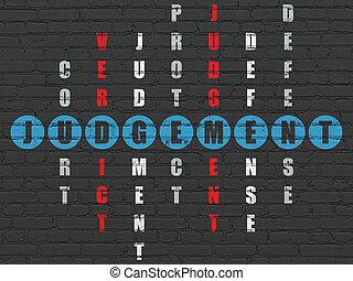 právo, concept:, soud, do, křížovka