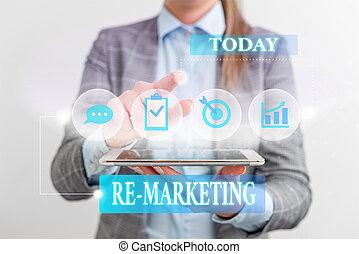 präsentieren, kunden, tragen, website, begriff,...