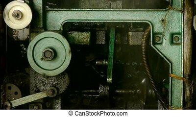 précision, machines, complexe