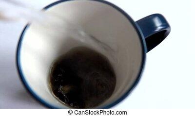 préparation, thé