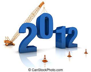 préparer, 2012