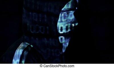 présentation, pirate informatique
