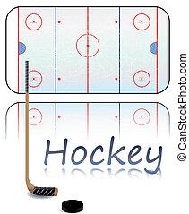présentez hockey