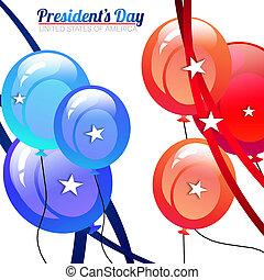 président, jour