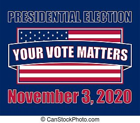 présidentiel, élection, 2020