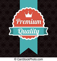 prêmio, qualidade