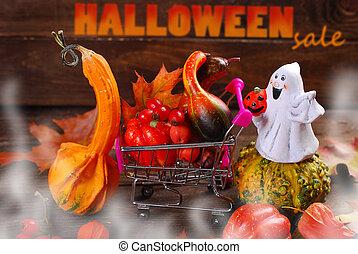 prêt, pour, halloween