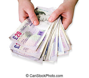 prêteur, argent