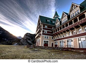 príncipe hotel ronchas