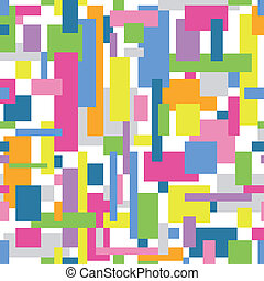 próbka, barwny, abstrakcyjny