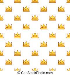 próbka, król, korona, seamless, syn