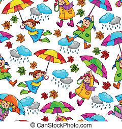 próbka, parasole