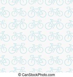 próbka, rower, seamless
