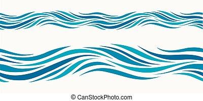 próbka, wstecz, marynarka, stylizowany, błękitny lekki, ...