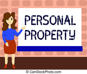 próprio, foto, pessoal, coisas, mostrando, móvel, aquilo, lata, texto, conceitual, tu, sinal, property., tomar