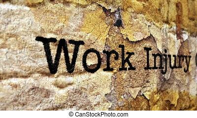 praca, żądanie, krzywda