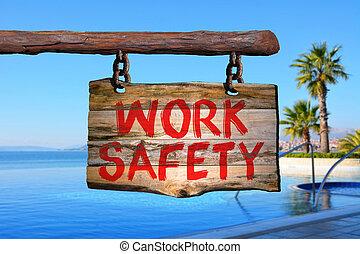 praca, bezpieczeństwo