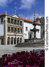 Praca da Republica - Viana do Castelo - Portugal