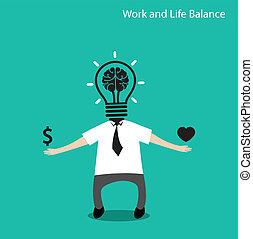 praca, pojęcie, waga, życie