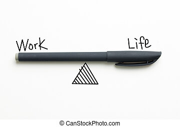 praca, tekst, życie, waga