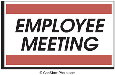 pracownik, spotkanie