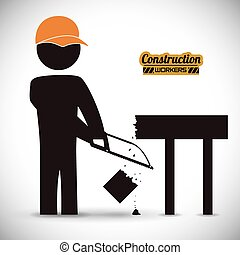 pracownik, zbudowanie