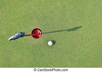 Practice Golf Putting