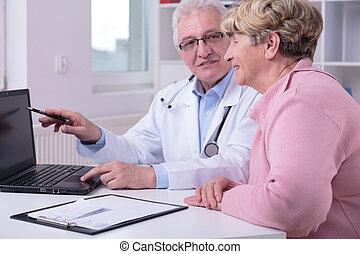 practitioner, paciente