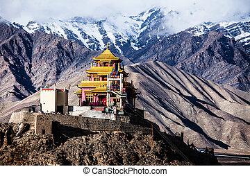 pradesh, ladakh, inde, indien, himachal, himalaya
