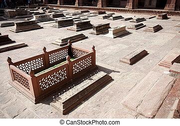 pradesh, sikri, fatehpur, uttar, indie, agra
