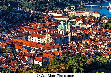prag, czech republik