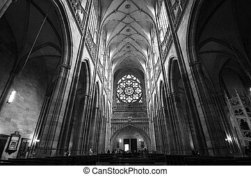 praga, catedral