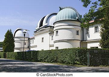 praga, observatorio