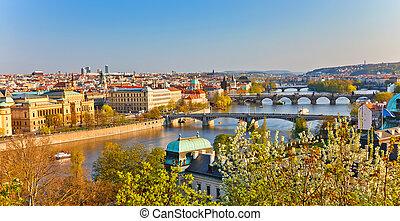 Praga, ocaso
