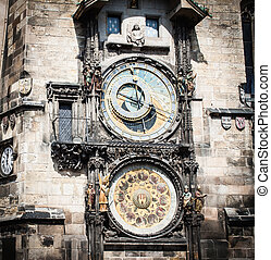 Prague Astronomical Clock - Czech Republic - Europe