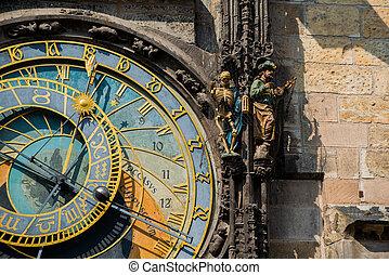 Prague Astronomical Clock Orloj