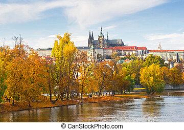 Prague autumn