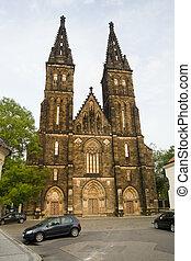 Prague Basilica