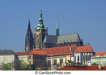Prague cathedral 02