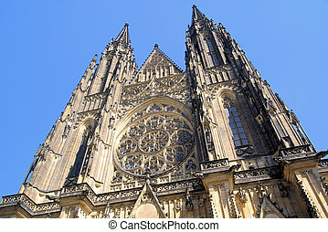 Prague cathedral 04 -  Prague cathedral 04