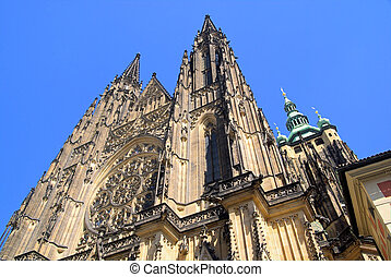 Prague cathedral 05