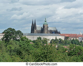 prague cathedral