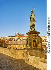Prague Charles Bridge 10