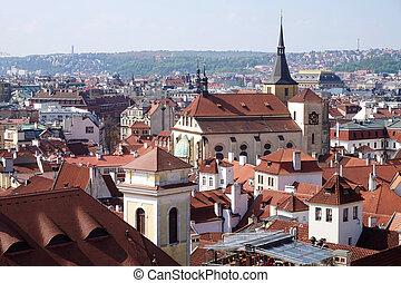 Prague - cityscape